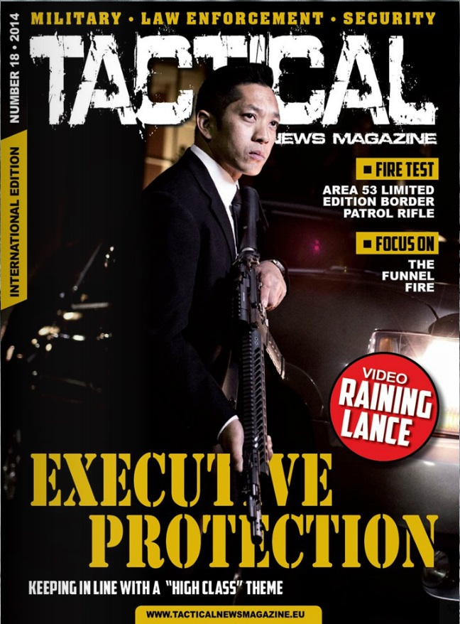 Tactical News Magazine 18 Cover