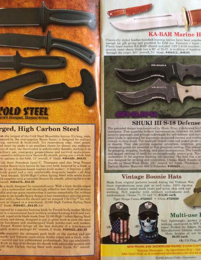 ACC Magazine featuring Shuki III S18